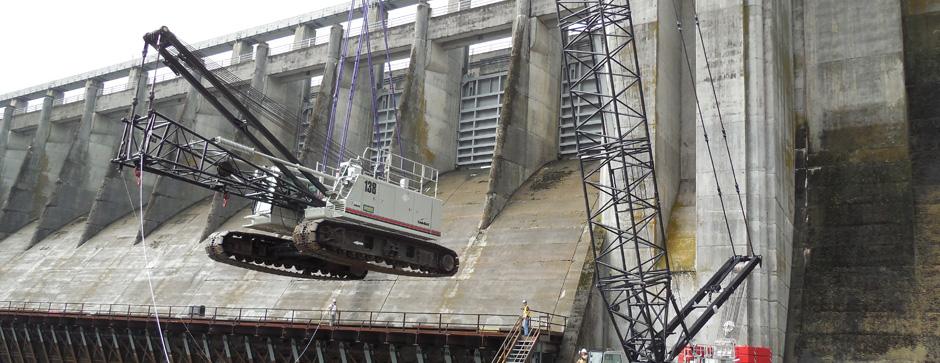 Dam Safety Assurance Phase 4 Bluestone Dam